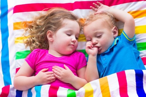 Pre-K and Kindergarten Kids Generally Need 10 to 13 Hours of Sleep